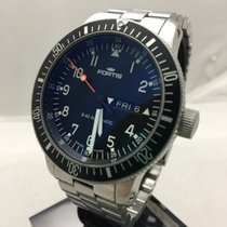 Fortis B-42 Offical Cosmonauts Day/Date Automatic