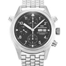 IWC Watch Pilots Double Chrono IW371319
