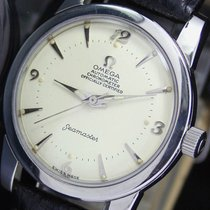 Omega Seamaster Chronometer Bumper Automatic Steel Mens Watch