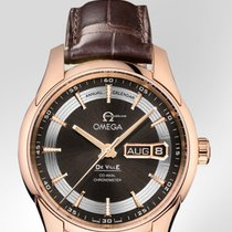 Omega De Ville Hour Vision Omega Co-Axial Annual Calendar 41 mm
