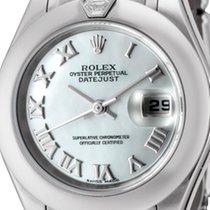 Rolex Masterpiece 18K Solid White Gold