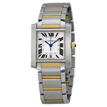 Cartier [NEW+OLD-STOCK] Tank Francaise W51005Q4 (Retail:HK$59500)