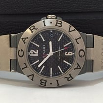 Bulgari Bvlgari Diagono Titanium Carbon Fiber Automatic 38mm