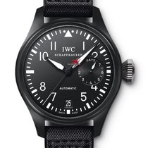 IWC [NEW] Big Pilot Top Gun Automatic Power Reserve IW501901
