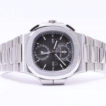 Patek Philippe Nautilus 5990 Travel Time Chronograph