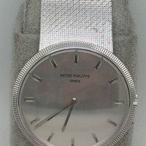 Patek Philippe 3588/1 Vintage Calatrava Automatic 18k White...
