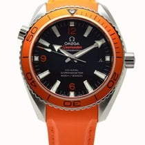 Omega Seamaster Planet Ocean 600M Co-Axial Stainless Steel Watch