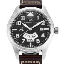 IWC Watch Pilots UTC IW326104