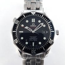 Omega Seamaster 300m 41mm CO-Axial Automatic black, Full Set