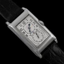Gruen 1930 Vintage Techni - Quadron / Rolex Prince Watch, 14K...