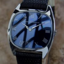 Girard Perregaux Vintage Stainless Steel Swiss Manual Mens...