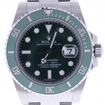 Rolex Submariner Swiss-automatic Mens Watch 116610lv