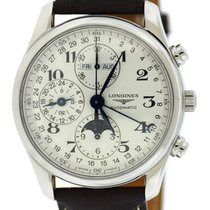 Longines Master Collection Chronograph Stainless Steel