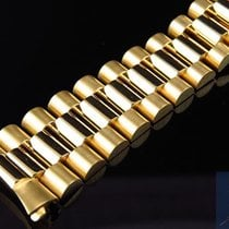 Rolex Mens President Watch Band for Rolex Day-Date in 14K...