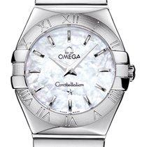 Omega Constellation Polished 27mm 123.10.27.60.05.002