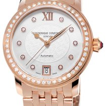 Frederique Constant World Heart Federation RG Plated Womens...
