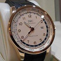 IWC, Portugieser Yacht Club Worldtimer, Ref. IW326605