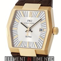 IWC Da Vinci Collection Vintage Da Vinci 18k Rose Gold 41mm...