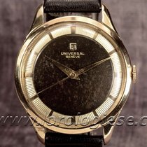 Universal Genève Classic Vintage 1958 Ref. 406511 Black /...
