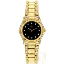 Ebel Ladies Ebel 18k Yellow Gold And Diamonds 8057901