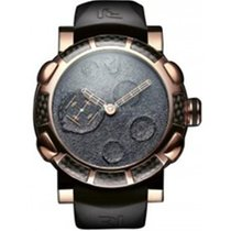 Romain Jerome 46mm Moon Dust-DNA Gold Mood Black