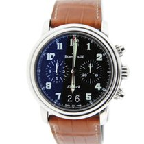 Blancpain Leman Chronograph Flyback Stainless Steel