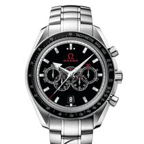 Omega Speedmaster Olympics Specialities Black Dial 32130445201001
