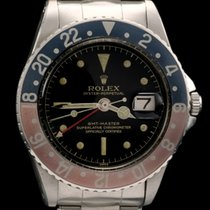 勞力士 (Rolex) GMT REF 1675 CHAPTER RING GILT DIAL WITH ROLEX...