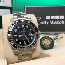 Rolex Cally - 116710LN GMT Master II Ceramic Bezel [NEW]
