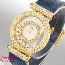 """Chopard """"Happy Diamonds"""" - 18K/750 Gelbgold - Vollbes...."""