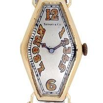 Tiffany & Co. Vintage 18K Art Deco 1920's Watch