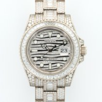 Rolex GMT-Master II ICE Full Diamond Watch Ref. 116769