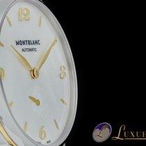 Montblanc Star Classique Automatic   18kt Gelbgold/Edelstahl  ...