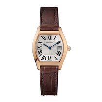 Cartier Tortue Manual Ladies Watch Ref W1556360