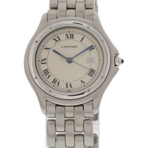 Cartier Panthere Cougar Stainless Steel 987904