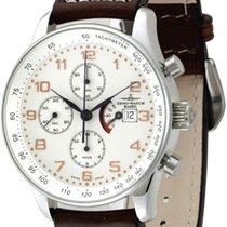 Zeno-Watch Basel -Watch Herrenuhr - X-Large Retro Chrono Power...