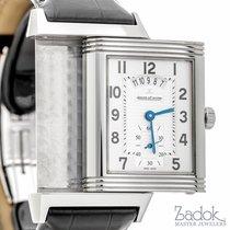 Jaeger-LeCoultre Grande Reverso 986 DuoDate Steel Watch Manual...