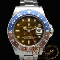 勞力士 (Rolex) GMT Master 1675 PCG Tropical Brown Dial