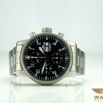 Fortis Flieger Chronograph Ref: 597.10.141.1
