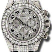 Rolex Daytona White Gold - Diamond Bezel