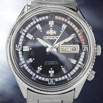 Orient King Diver Original Vintage 1960s Stainless Steel...