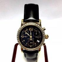 Montblanc Meisterstuck Gp Unisex Watch W/ Diamonds 30m Water...