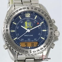 百年靈 (Breitling) Pluton Team 60 Limited Edition
