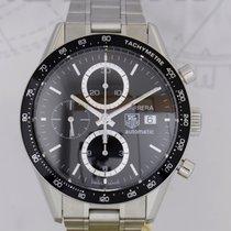TAG Heuer Carrera Date Chronograph Calibre 16 Sportlich black...