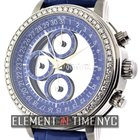 Quinting Mysterious Quinting Chronograph Blue Dial Factory...