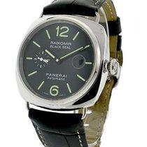 Panerai PAM 00287 PAM 287 - Black Seal Radiomir - Steel on...