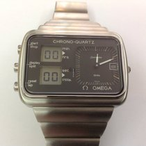 Omega Seamaster Albatroz and steel Olympic Games Montreal 1976