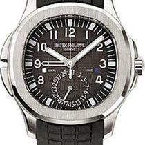 Patek Philippe Aquanaut Mens Dual Time 5164A-001