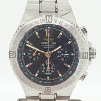 Breitling Hercules Chronograph Steel Ref.A39362