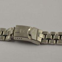 Breitling Professional 878a Armband Stahl/stahl 20mm Bracelet...